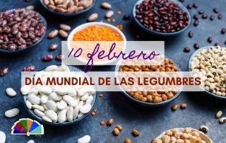 Dia mundial de las legumbres.