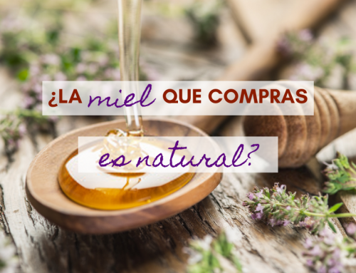 ¿La miel que compras es natural?